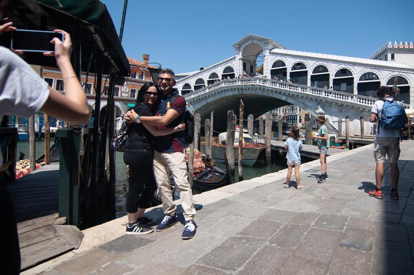Do Wenecji wrócili turyści /Simone Padovani/Awakening /Getty Images