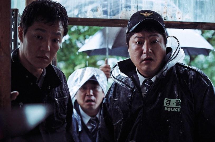 """Do-Won Kwak w scenie z filmu """"Lament"""" /materiały prasowe"""