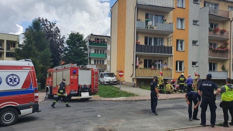 Do wybuchu doszło 24 sierpnia /źródło: Miasto Kamienna Góra /facebook.com
