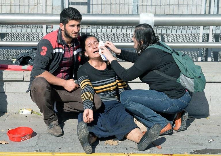 Do wybuchu doszło w stolicy Turcji, Ankarze /AFP