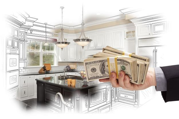 Do wydatków mieszkaniowych można zaliczyć spłatę kredytu lub pożyczki /©123RF/PICSEL
