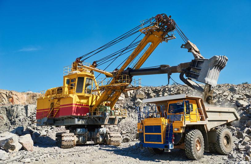 Do wydobycia i przerobu kopalin ukraiński rząd chce przyciągnąć firmy z Unii Europejskiej (zdj. ilustracyjne) /123RF/PICSEL