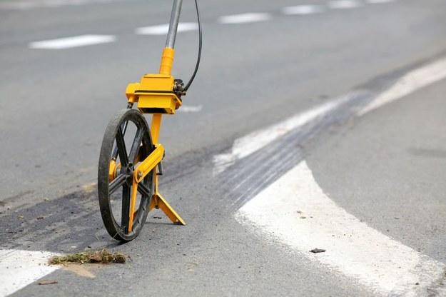 Do wypadko doszło za węzłem Słupca /123/RF PICSEL