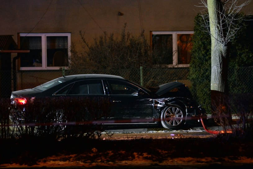 Do wypadku doszło 10 lutego 2017 r. w Oświęcimiu /Łukasz Kalinowski /East News