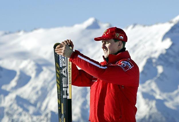 Do wypadku doszło na nartach /AFP