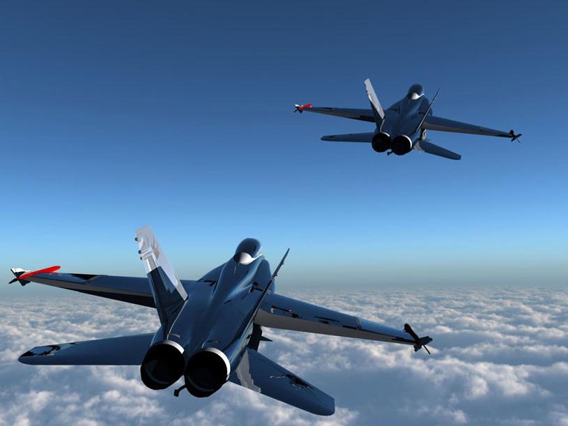 Do wypadku doszło podczas pokazów lotniczych/ Zdjęcie ilustracyjne /123RF/PICSEL