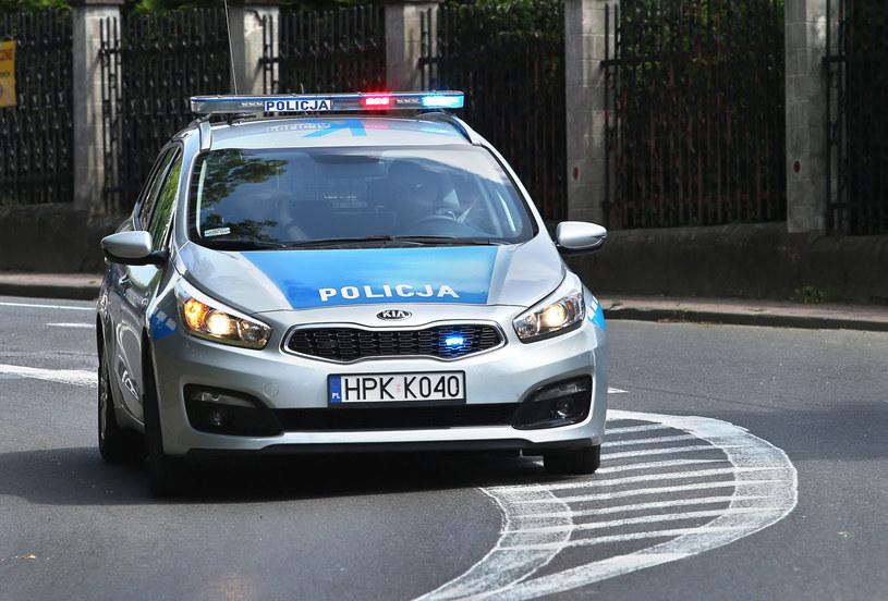 Do wypadku doszło podczas pościgu (fot. ilustracyjne) /Damian Klamka /East News