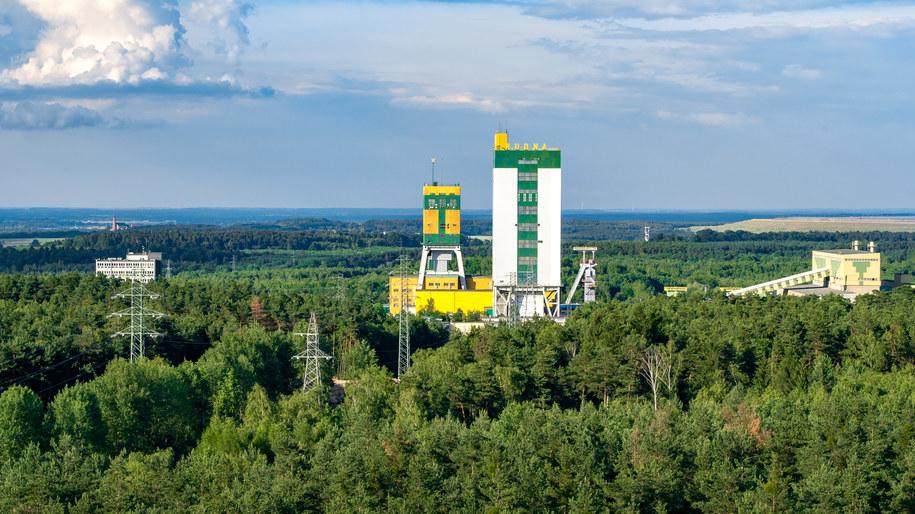 Do wypadku doszło w kopalni Rudna /KGHM /Materiały prasowe