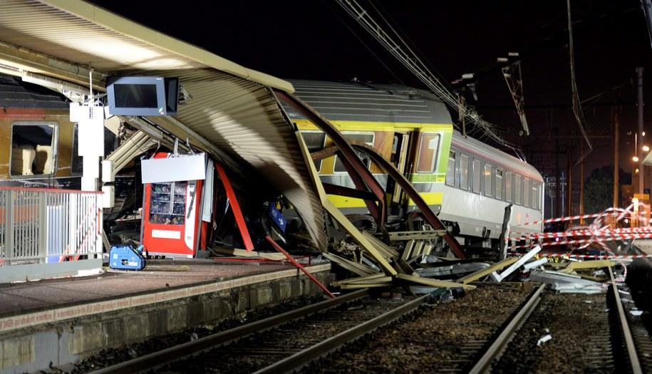 Do wypadku doszło w piątek wieczorem /MARTIN BUREAU /PAP/EPA