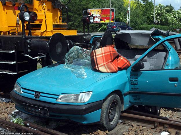 Do wypadku doszło w pobliżu Gryfic / Zdjęcie ilustracyjne /Artur Barbarowski /East News