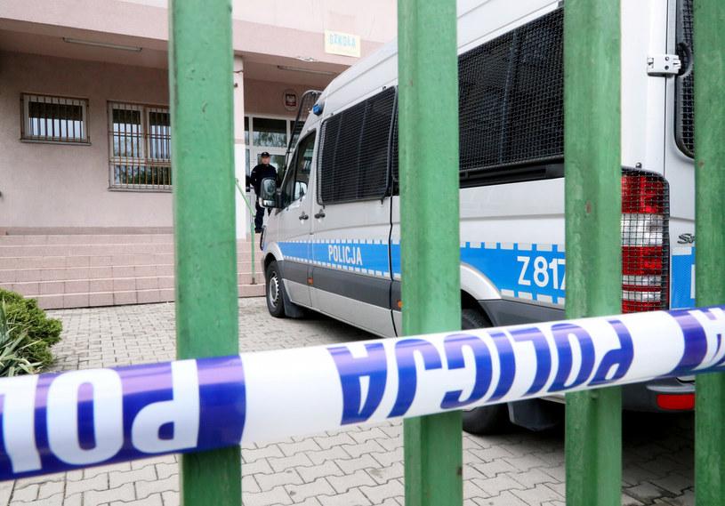 Do zabójstwa doszło 10 maja 2019 roku w Szkole Podstawowej nr 195 im. Króla Maciusia w Warszawie /Piotr Molecki /East News
