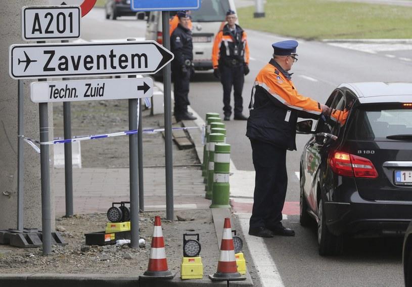 Do zamachów doszło w Brukseli /PAP/EPA