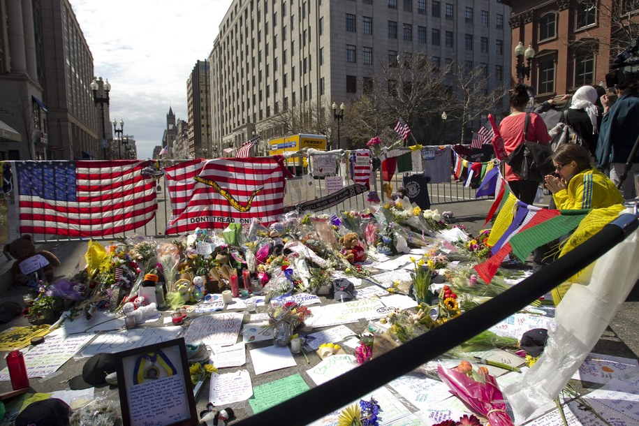 Do zamachu doszło 15 kwietnia 2013 roku /DOMINICK REUTER /PAP/EPA