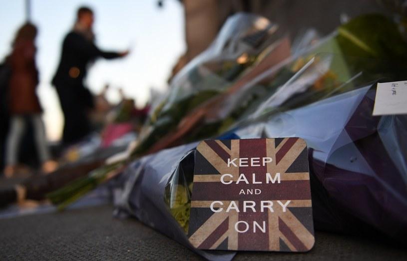 Do zamachu doszło w Londynie /PAP/EPA