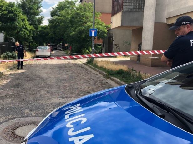 Do zbrodni doszło 12 lipca 2019 r. przy ulicy Łąkocińskiej 3 w Warszawie /Krzysztof Berenda /RMF FM