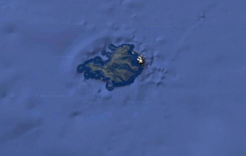 Do zdarzenia doszło niedaleko wyspy Campbella /materiały prasowe