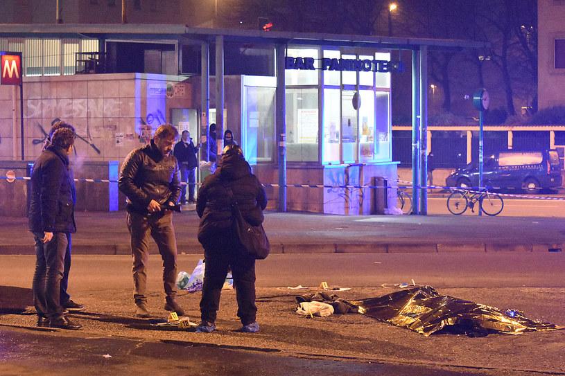 Do zdarzenia doszło ok. godz. 3 w nocy /AFP