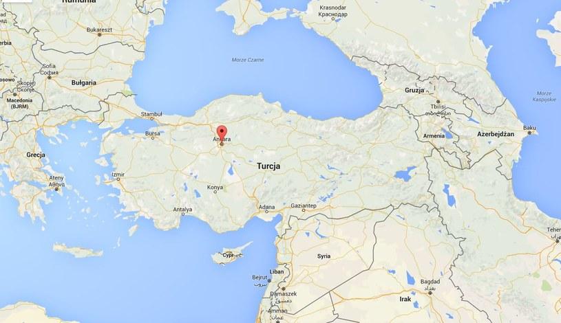 do zdarzenia doszło w Ankarze /Google /Internet
