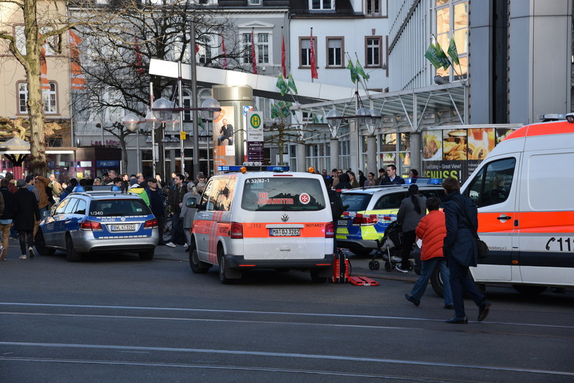 Do zdarzenia doszło w Heidelbergu /AFP