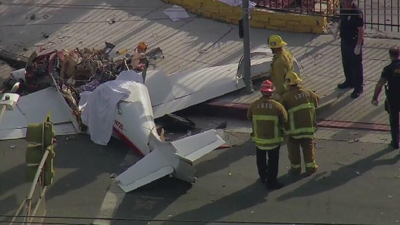 Do zdarzenia doszło w Los Angeles /CNN Newsource/ x-news /INTERIA.PL