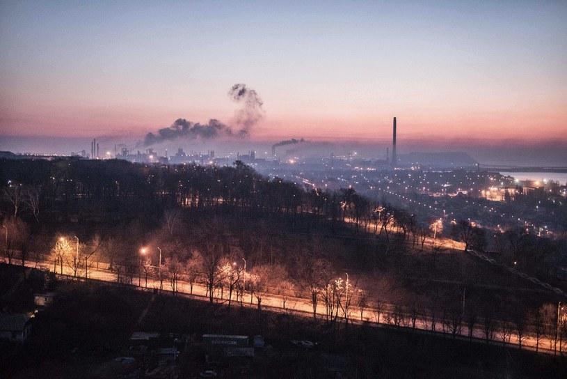 Do zdarzenia doszło w pobliżu Mariupola /Polaris Images /East News