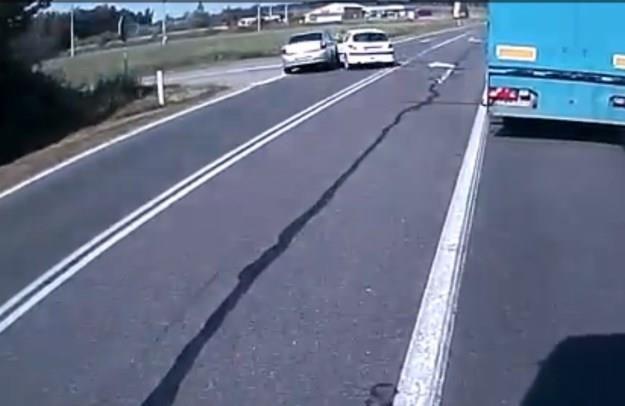Do zderzenia doszło na skrzyżowaniu /