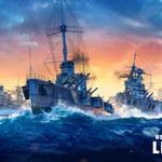 Do zdobycia kody do World of Warships Legends!