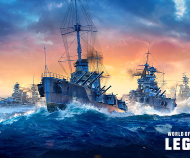 Do zdobycia kody do World of Warships Legends!