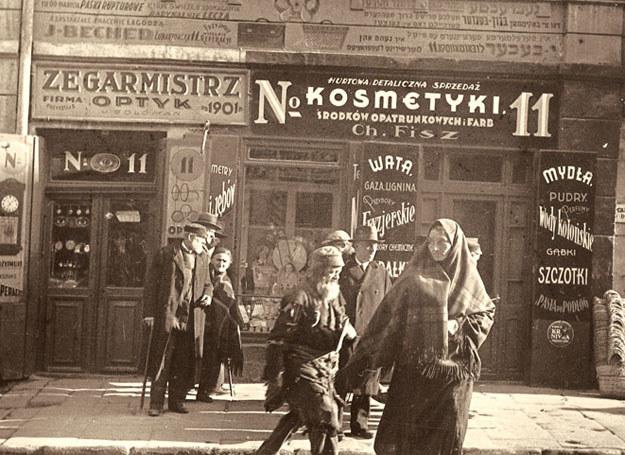 Do Żydów należała większość sklepów i kamienic w mieście /Agnieszka Lisak – blog historyczno-obyczajowy