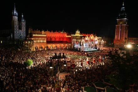Dobiegły końca uroczyste obchody jubileuszu 750-lecia lokacji Krakowa / fot. A. Kruk /East News