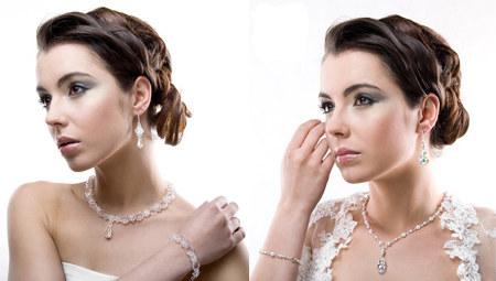 Dobór odpowiedniej biżuterii nie jest wcale trudny /Fasson/ biżuteria ARTEO bijou /123RF/PICSEL