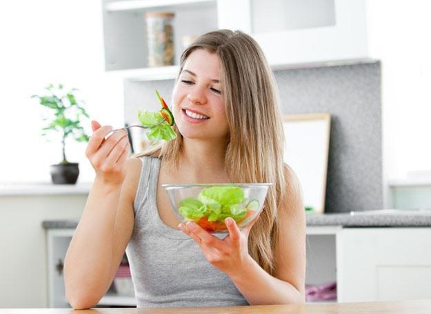 Dobra dieta jest kluczem do zachowania urody /© Panthermedia