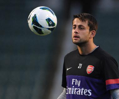 Dobra gra Fabiańskiego po powrocie do bramki Arsenalu