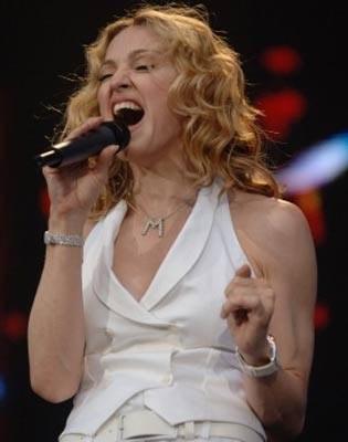 Dobra żona Madonna /AFP