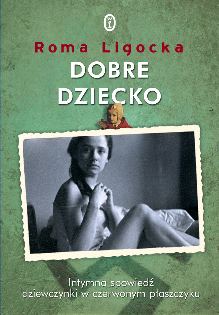 """""""Dobre dziecko"""" - nowa książka Romy Ligockiej /materiały prasowe"""