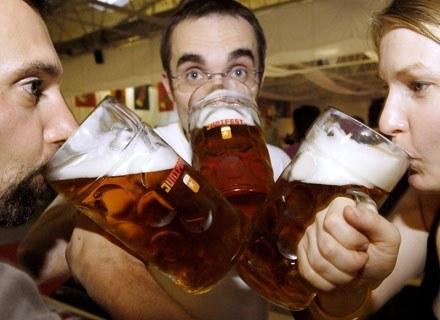 Dobre piwo - to jest to! /AFP