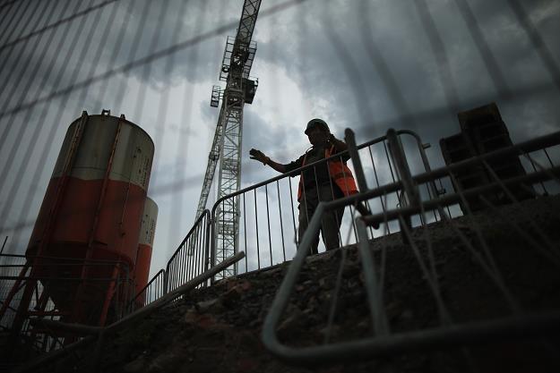 Dobre wyniki budownictwa zawdzięczamy deweloperom. Fot. Christopher Furlong /Getty Images/Flash Press Media