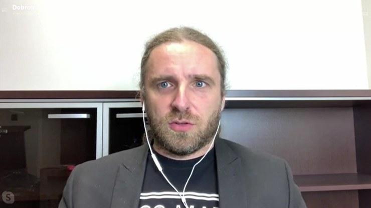 Dobromir Sośnierz stwierdził, że powinno się bronić ludzi przed zwierzętami /Polsat News