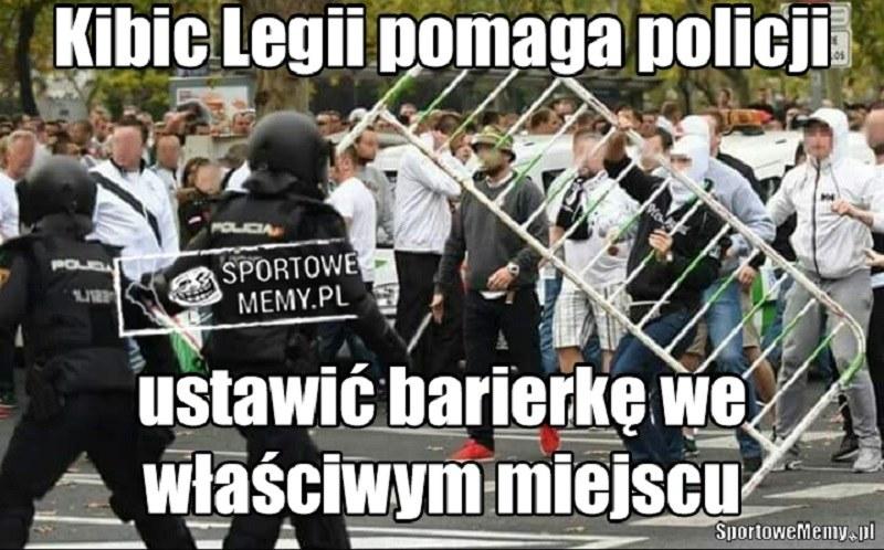 Dobry chłopak z Polski... /Sportowememy.pl /Internet