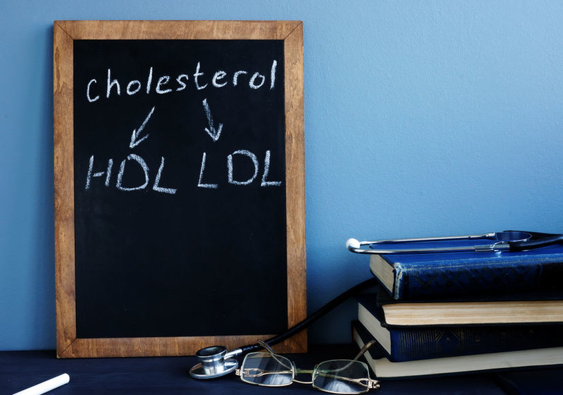 Dobry i zły cholesterol /©123RF/PICSEL