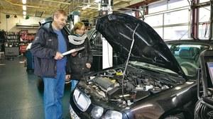 Dobry mechanik to twój skarb