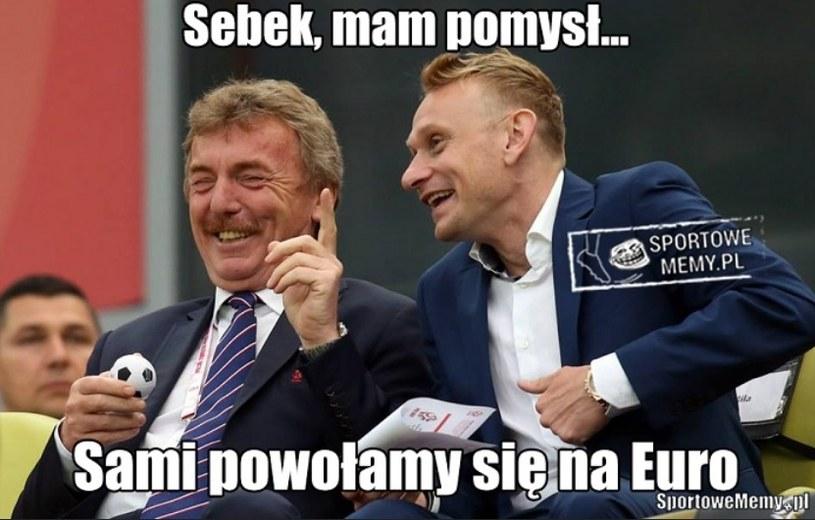 Dobry pomysł? /Sportowememy.pl /Internet