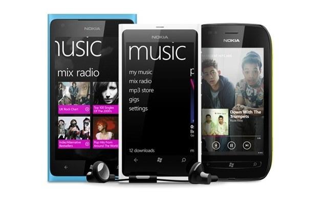 Dobry serwis muzyczny w smartfonie to podstawa /materiały prasowe