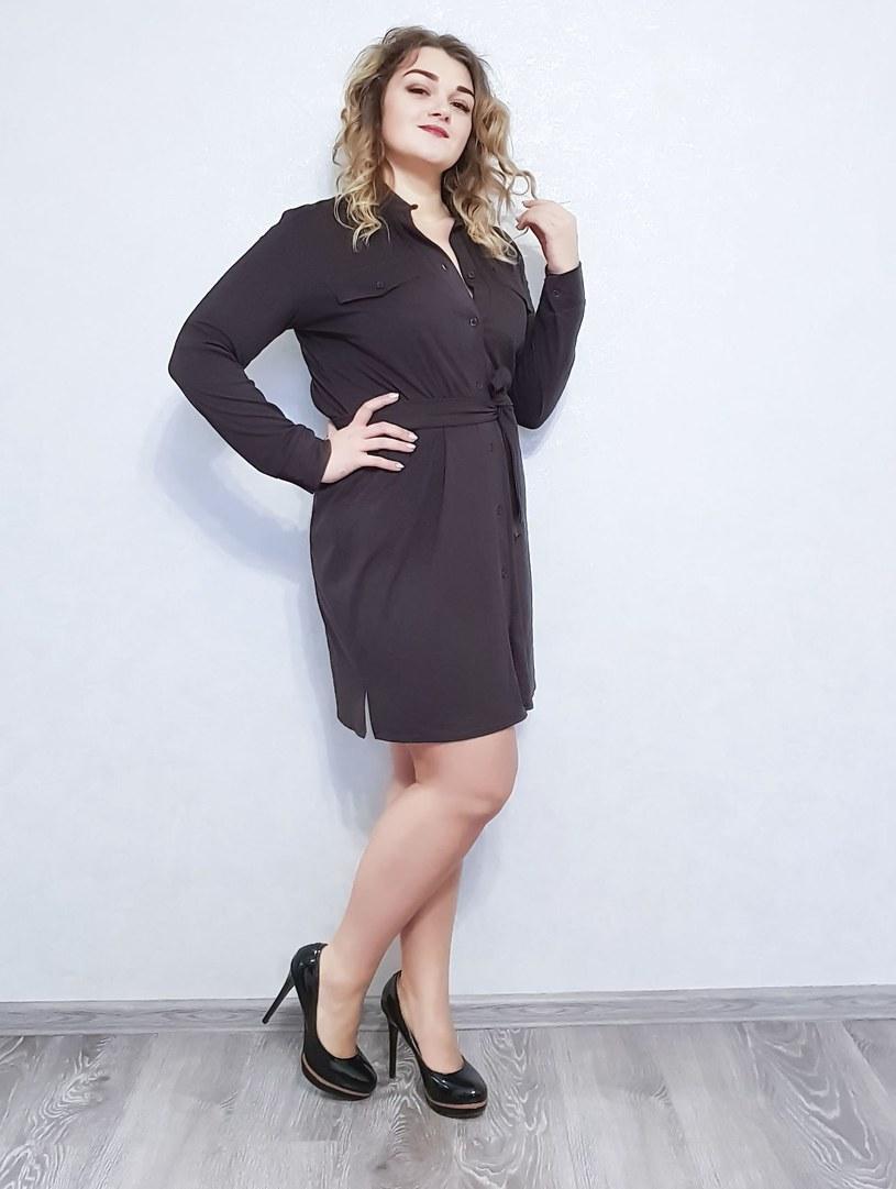 Dobrze dobrana sukienka odejmie Ci kilka kilogramów! /123RF/PICSEL