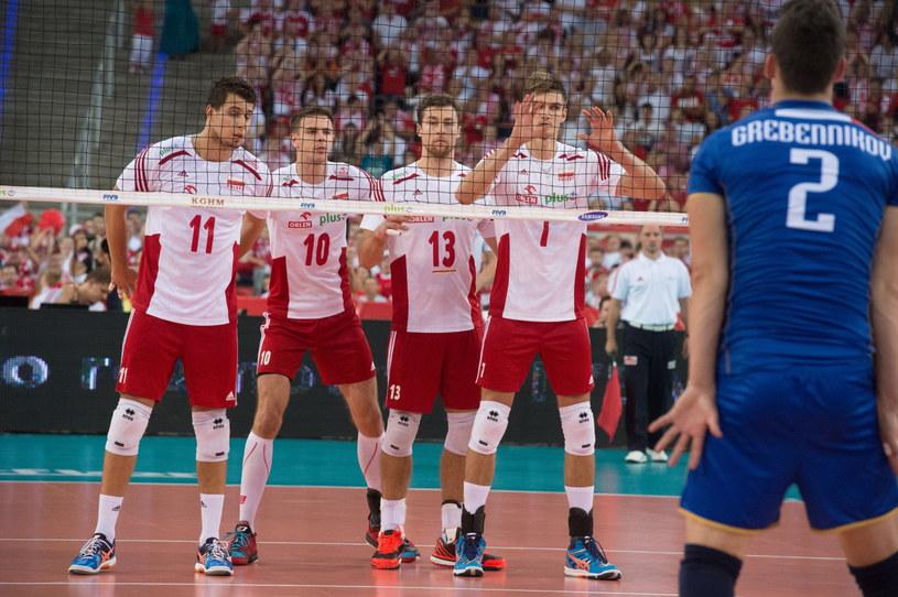 Dobrze, że chociaż siatkarze dają kibicom trochę radości kolejnymi zwycięstwami /Grzegorz Michałowski /PAP