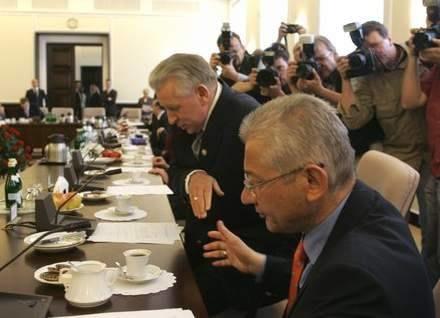 Dobrze, że chociaż z ciasteczek zrezygnowano / fot. Michał Rozbicki /Agencja SE/East News