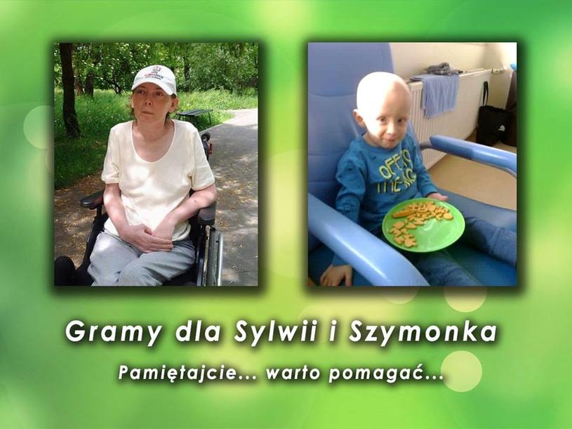 Dochód z turnieju zostanie przeznaczony na leczenie Sylwii i Szymonka /materiały prasowe