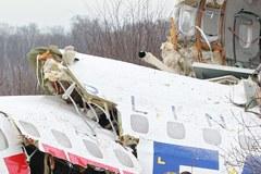 Dochodzenie w miejscu katastrofy Tu-154 w Moskwie