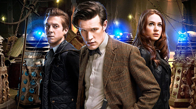 """""""Doctor Who"""" /materiały prasowe"""