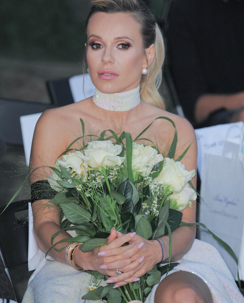 Doda bardzo przeżywa występ na tegorocznym Festiwalu, dlatego postanowiła wystosować apel do mediów /Fot. Artur Zawadzki/Reporter /Reporter